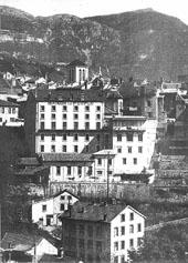 Maison du Peuple (Carte postale)
